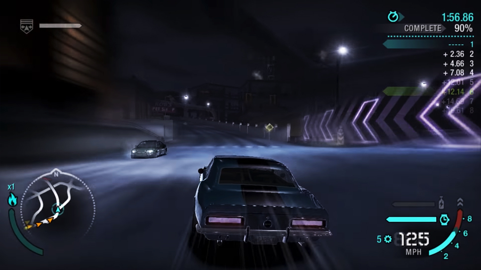 Need For Speed: Carbon   FMV World